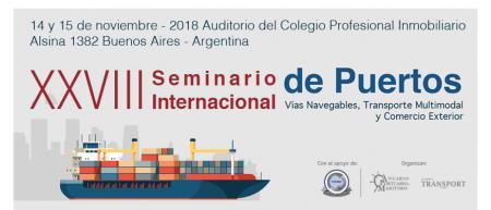XXVIII Seminario Internacional de Puertos, V�as Navegables, Transporte Multimodal y Comercio Exterior