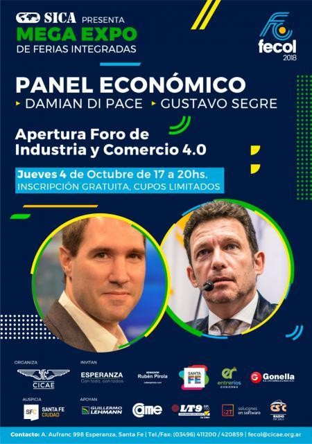 Apertura Foro de  Comercio e Industria 4.0