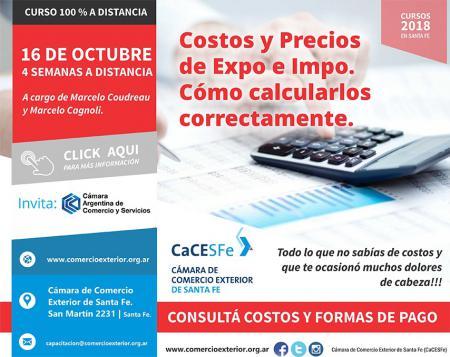 Marcelo Coudreau y Marcelo Cagnoli te ense�an a Calcular tus Costos de Importaci�n y Exportaci�n (A Distancia)