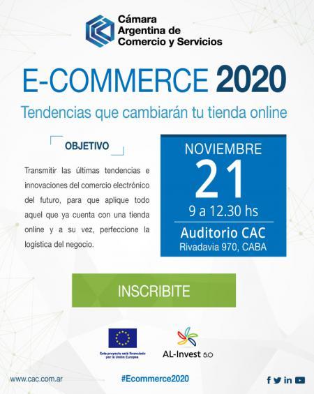 Charla: Ecommerce 2020: