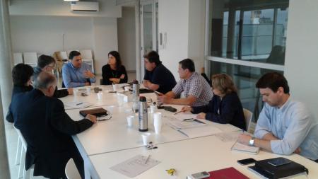 Nueva Reuni�n del Consejo Consultivo Agencia Santa Fe Global
