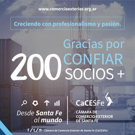 Superamos los 200 Socios!!!