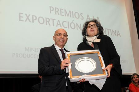 Premio a la firma Oblan SA