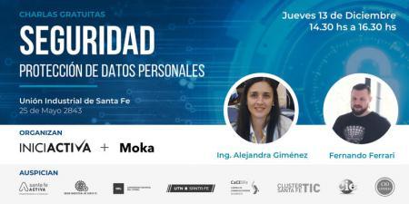 Charla Gratuita sobre la Ley de Protecci�n de Datos Personales.