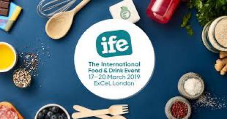 IFE 2019 Alimentos y Bebidas