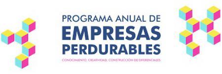 Programa Anual de Empresas Perdurables - junto a MateriaBiz