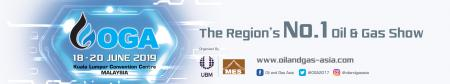 17th. Asian Oil Gas & Petrochemical Engineering Exhibition - OGA 2019