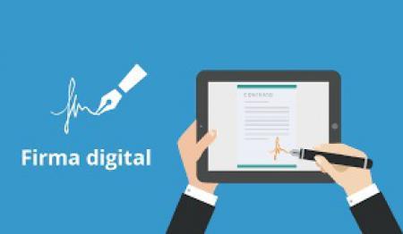 Jornada para Certificar Firma Digital