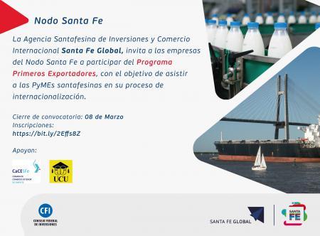 Programa Primeros Exportadores