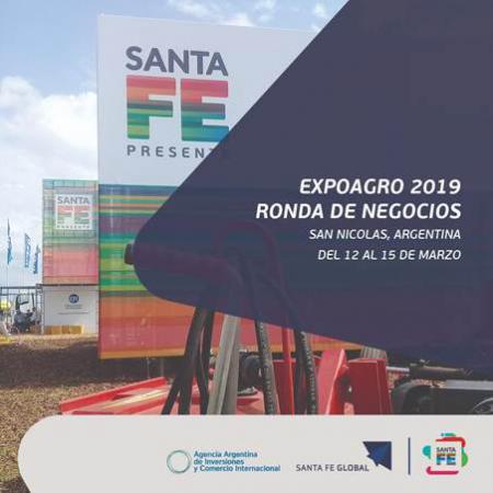 Ronda de Negocios Internacional del sector Maquinaria Agr�cola y Agropartes