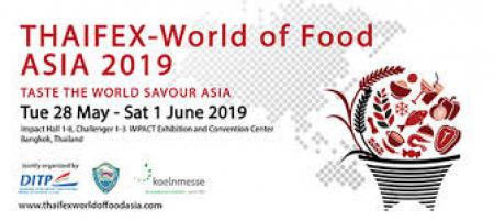 THAIFEX World of Food Asia 2019