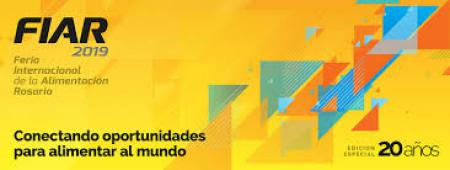 Feria Internacional de la Alimentaci�n Rosario Fiar 2019