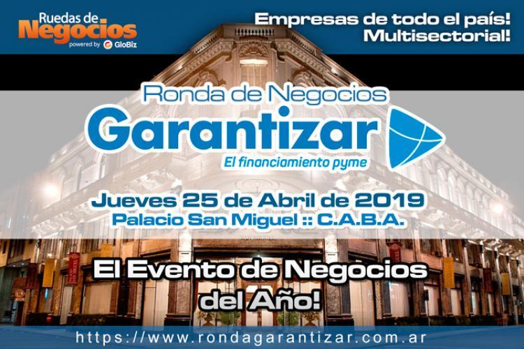 Ronda de Negocios Garantizar 2019