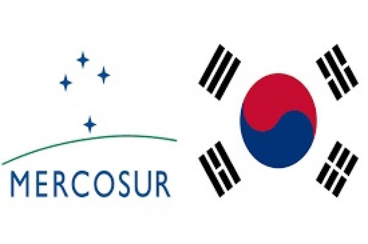 Negociaci�n entre el MERCOSUR y la Rep�blica de Corea