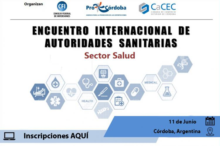 I Encuentro de Autoridades Sanitarias - Sector Salud