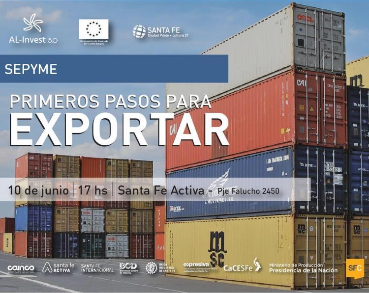 Primeros Pasos para Exportar