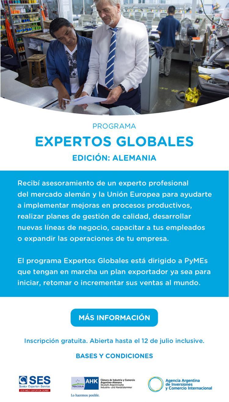 Programa Expertos Globales
