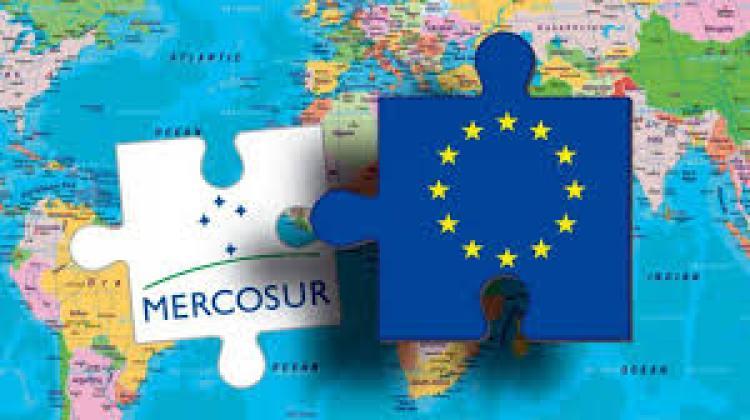 Mercosur cierra un hist�rico Acuerdo de  Asociaci�n Estrat�gica con la Uni�n Europea