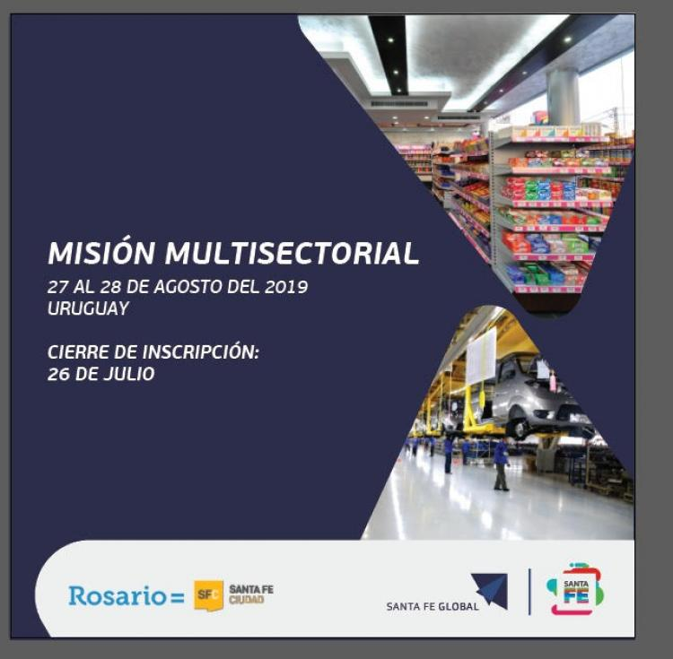 Misi�n Comercial Multisectorial