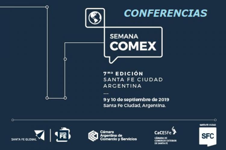 7� Semana Comex 2019 - Conferencias Especializadas