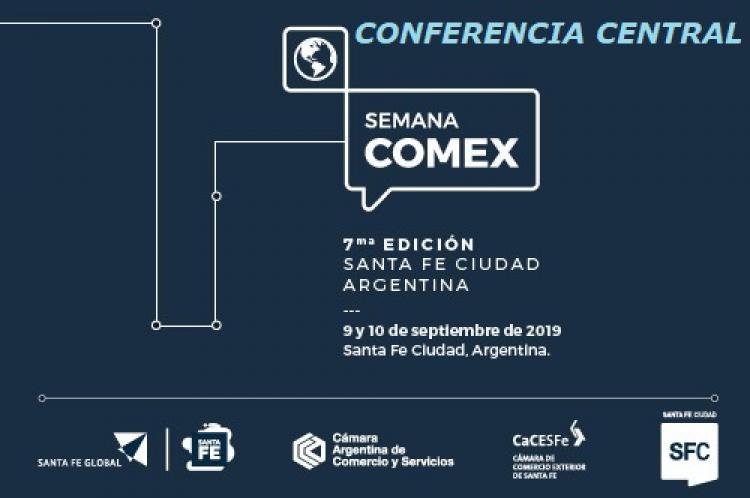 7� Semana Comex 2019 - Conferencia Central