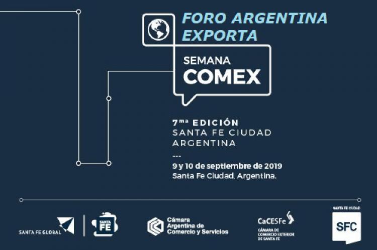 7� Semana Comex 2019- Foro Argentina Exporta