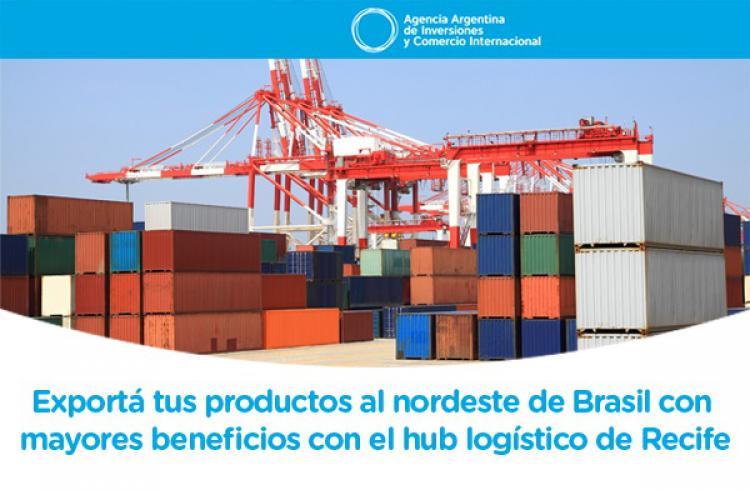 M�s beneficios para exportar a Brasil