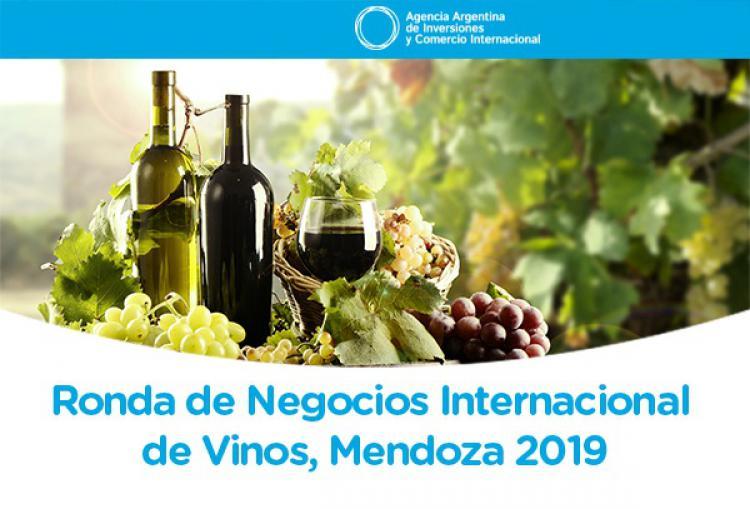 Ronda internacional de negocios de Vinos, 2019