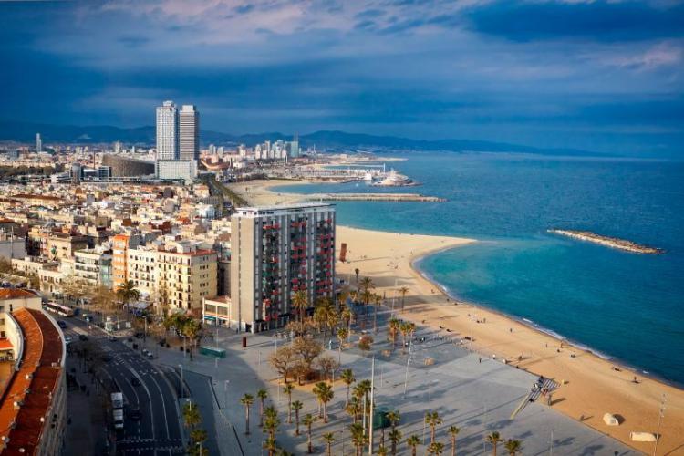 Becas para Barcelona