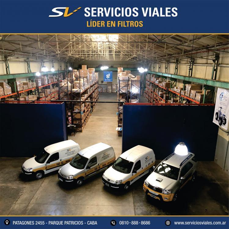 Servicios Viales inaugur� su local para distribuci�n y ventas en Buenos Aires