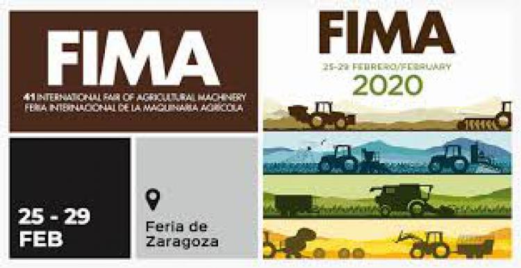 41� edici�n de FIMA (Feria Internacional de la Maquinaria Agr�cola)
