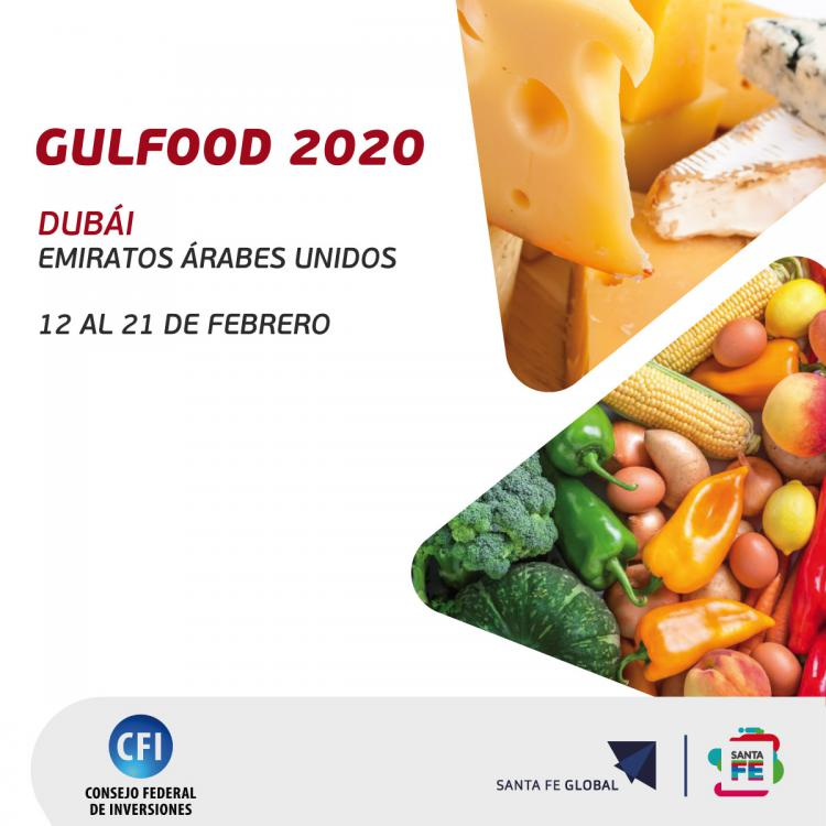 Misi�n Comercial a Gulfood 2020