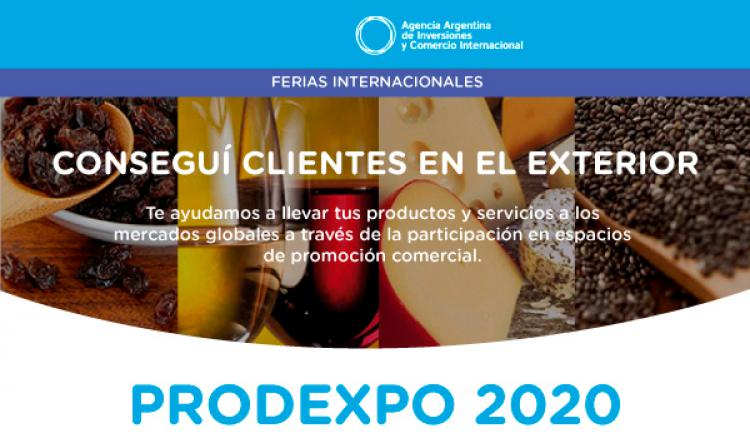 Prodexpo 2020