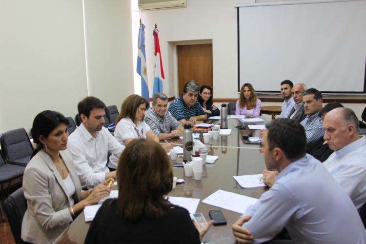 Reuni�n Consejo Consultivo de Santa Fe Global