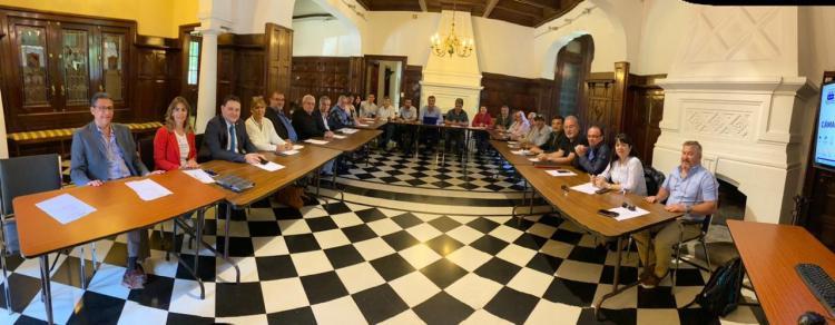 Participación en el Encuentro Nacional de Cámaras