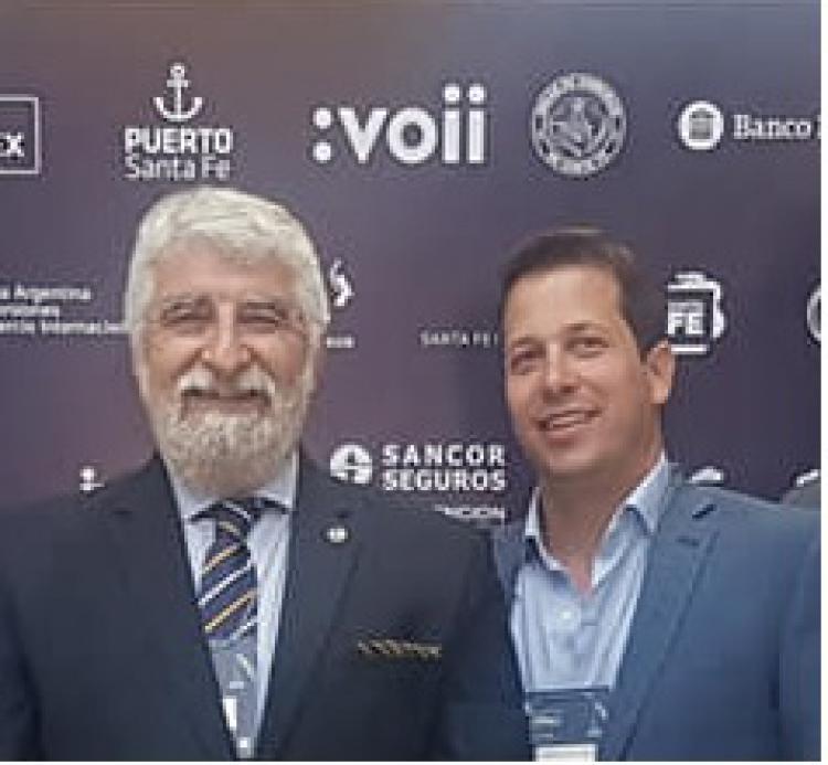 Mart�n Scalengue es el nuevo Presidente de la Corresponsal�a del Centro Despachantes de Aduanas