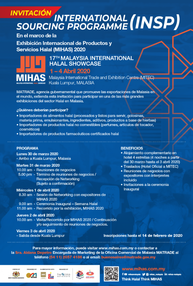 17� Malaysia International Halal Showcase