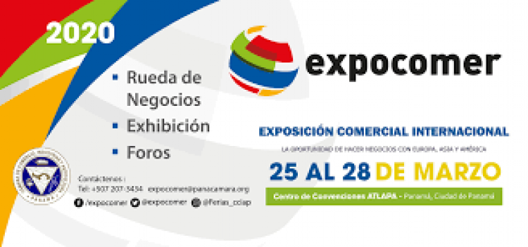Expocomer 2020: Beneficio para Importadores asociados a CaCESFe