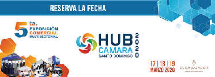 HUB C�mara Santo Domingo 2020