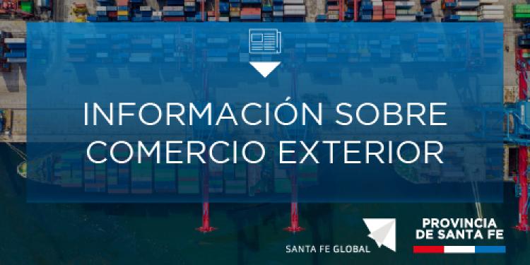 Informe Estado de Situaci�n del Comercio Exterior en Provincia de Santa Fe al 30/03/2020