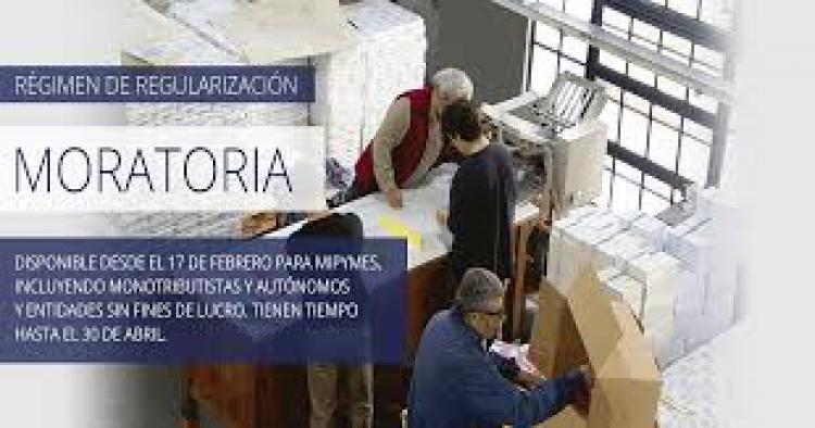Cambios en la Moratoria Impositiva dispuesta por AFIP