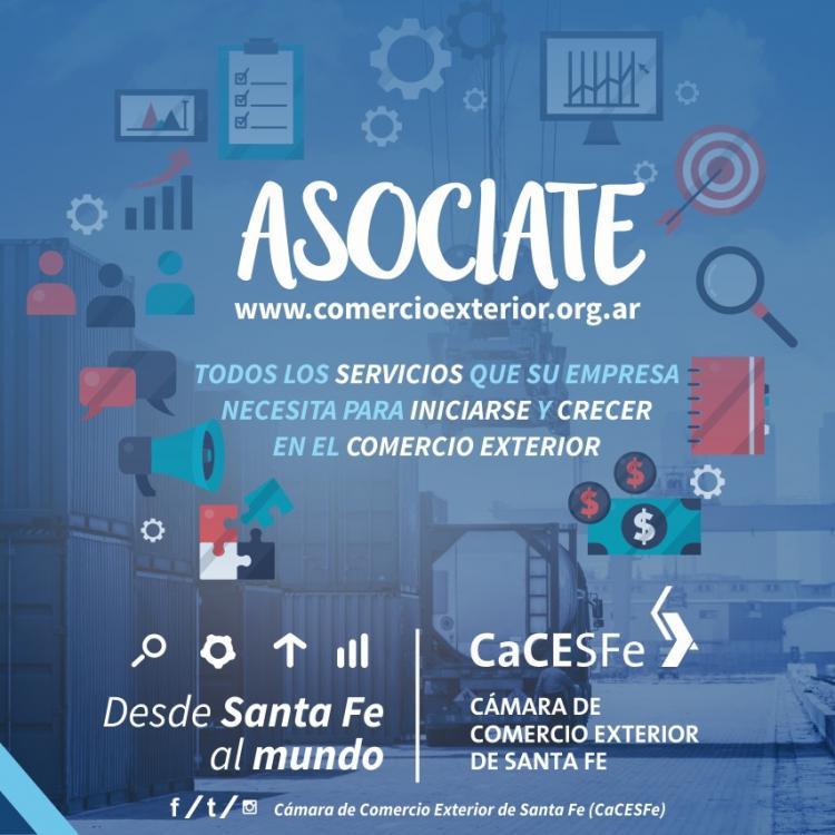 Asociate a CaCESFe y mantenete informado!
