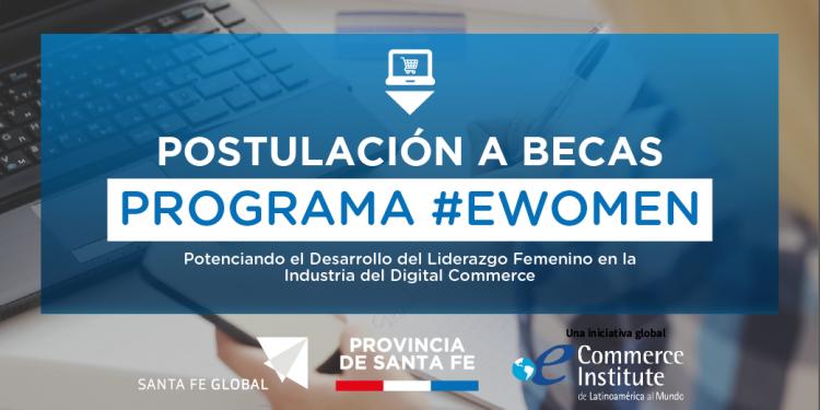 Postulaci�n a Beca #eWomen