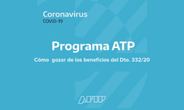 Reinscripci�n al Programa ATP
