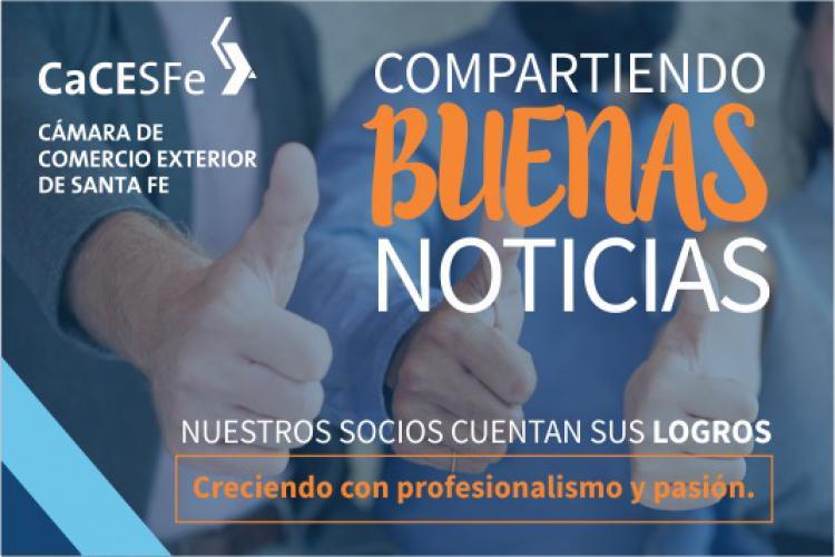 Queremos contar las buenas noticias de tu Empresa!!!!