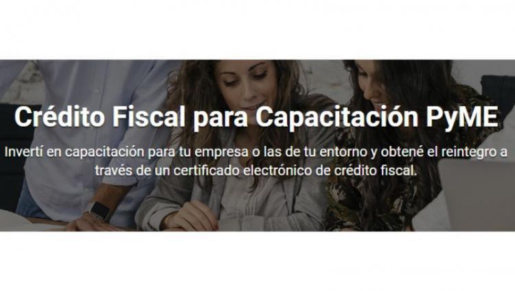 Acceder a Cr�dito Fiscal para capacitaci�n al personal de mi empresa