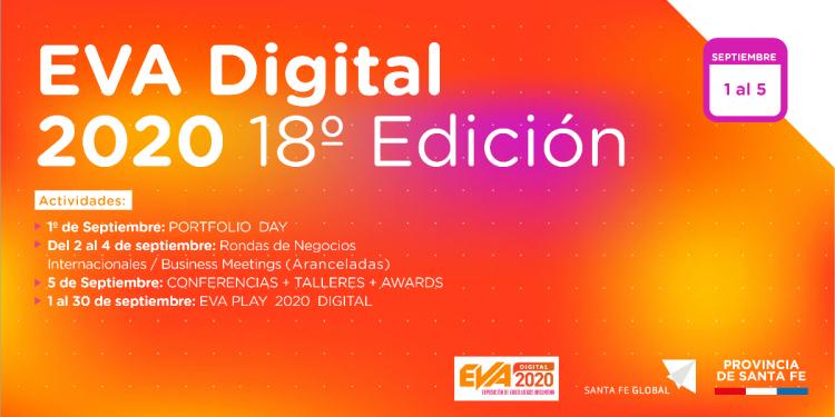 Eva Digital 2020 - 18� Edici�n