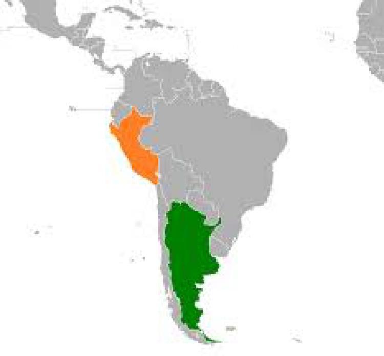 Santa Fe y Perú conectados por el Transporte Terrestre