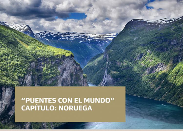 Puentes al Mundo: Destino Noruega