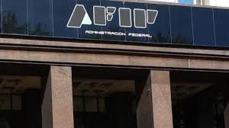 AFIP: Arancelamiento de servicios, modificaci�n